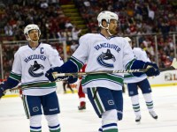 Canucks Falter in October