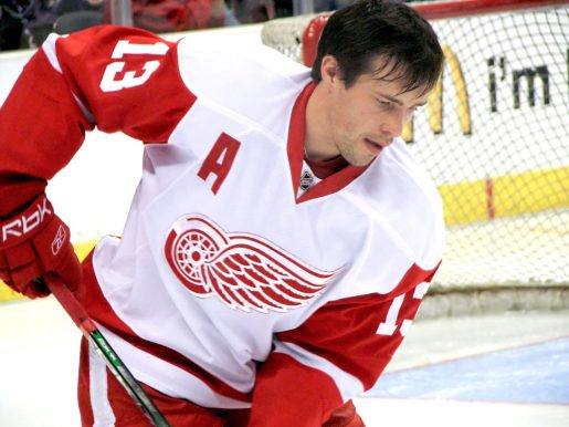 Pavel Datsyuk. (Mark Mauno)