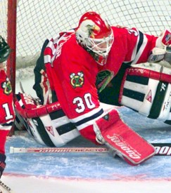 Ed Belfour has been the most successful undrafted goalie to play in the NHL thus far.