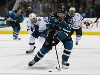 Logan Couture (Tony Medina/Icon SMI)