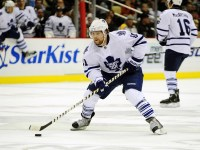 Is Phil Kessel's new play-making style deserving of mid-season awards? (Jeanine Leech/Icon SMI)