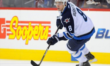 Last Chance for Burmistrov in the NHL?