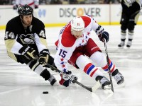 While the other defensemen chosen for Team USA have some offensive skills, Brooks Orpik does not. (Jeanine Leech/Icon SMI)