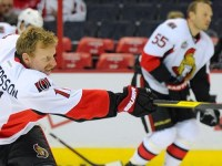 Daniel Alfredsson (Mark Goldman/Icon SMI)