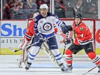 Big Buff could be the Fantasy Hockey IDP stuff. (Robin Alam/Icon SMI)