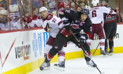 Mike Smith Still Key To Playoff Chances Of The Phoenix Coyotes