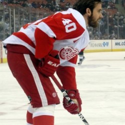 Henrik Zetterberg - Detroit Red Wings