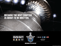 """Because It's The Cup"" – The NHL's New Marketing Campaign"