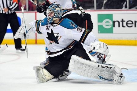 Antti Niemi Sharks