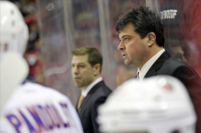 jack capuano Islanders coach