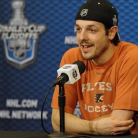 danny briere Flyers contract buyout