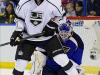 Jeff Carter eventually landed with the the Los Angeles Kings, but not until after a short pitt stop with the Columbus Blue Jackets. (Scott Rovak-US PRESSWIRE)