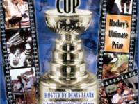 Lord Stanley's Cup, DVD, 2003