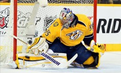 Resting Pekka Rinne Protects Predators Playoff Push