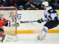 Dalton Thrower - 2012 Draft Eligible Ice Gladiator (Saskatoon Blades of WHL)