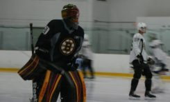 Boston Bruins 2012 Development Camp Day Two: Besa 'N the Boys