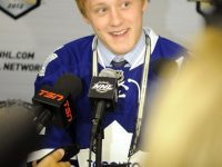 Morgan Rielly just graduated high school (Aaron Bell/CHL Images)