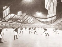 First Indoor Hockey Game Played in 1875