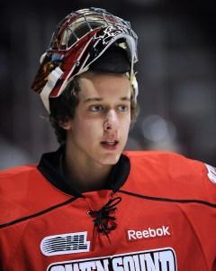 Jordan Binnington OHL