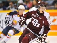 Nick Ritchie (Terry Wilson / OHL Images)