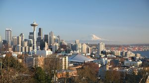 The King County Council approved the plan to return the NBA — as well as bring the NHL — to Seattle (credit: I, Daniel Schwen via Wikimedia Commons).