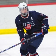 Jacob Trouba, USA hockey