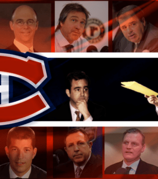 This Spring's Habs GM candidates