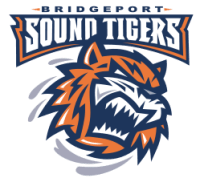 Bridgeport Sound Tigers. Image from Wikipedia