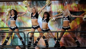 Dallas Stars Ice Girls