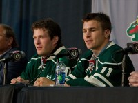 What will be the lingering effects of Ryan Suter and Zach Parise? (Brace Hemmelgarn-USA TODAY Sports)