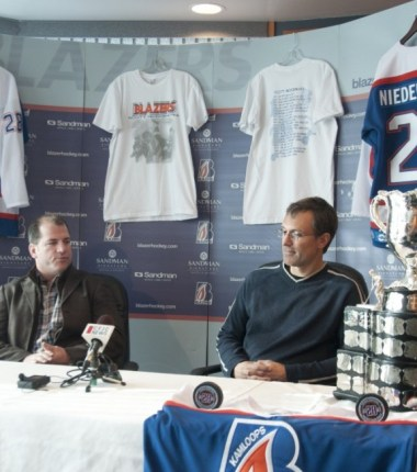Niedermayer memorial cup