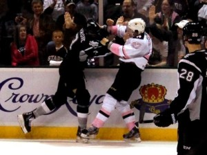 Roussel Petrovic Fight