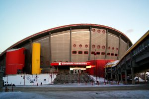 The Scotiabank Saddledome (5of7/Flickr Creative Commons)