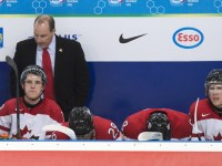 Spott is facing much criticism following Canada's 4th place finish (Nathan Denette/CP)