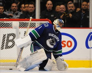 Olympic Gold Medalist Roberto Luongo - 2010 Vancouver