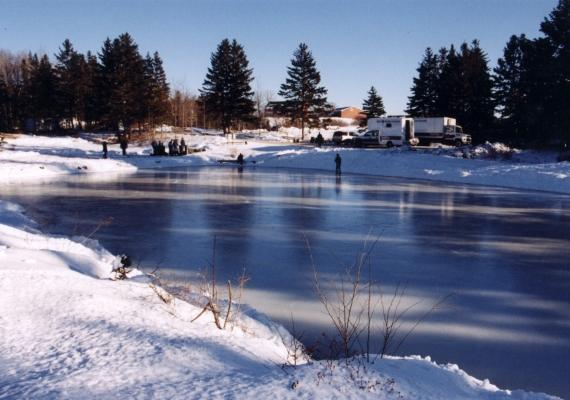 Long Pond (LPHC)