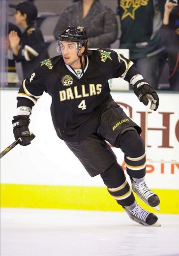 Brenden Dillon Stars defenseman