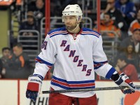 Rick Nash has found success in the Big Apple. (Eric Hartline-USA TODAY Sports)