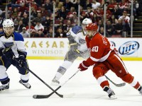 Sobotka has performed very well lately, and his multi-point games speak to that fact. (Rick Osentoski-USA TODAY Sports)