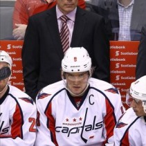 Alexander Ovechkin, Washington Capitals, NHL, NHL Playoffs, Adam Oates