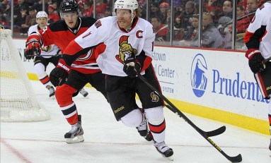 Alfredsson Ascends into History