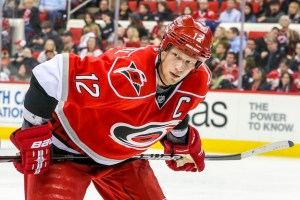 Carolina Hurricane Eric Staal - Photo By Andy Martin Jr
