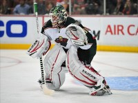 Niklas Backstrom has pushed his way among the top 100 in multiple goalie categories. (Gary A. Vasquez-USA TODAY Sports)
