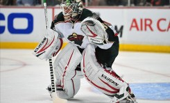 Niklas Backstrom Skates Back into Minnesota