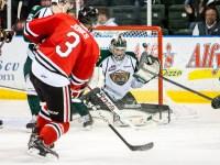 Portland Winterhawks #3 Seth Jones destined for #1 in 2013 NHL Draft? (Photo by Christopher Mast)