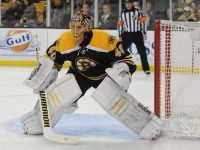 The Maple Leafs and John Ferguson Jr. let one get away when they traded Rask to Boston. (Bob DeChiara-USA TODAY Sports)