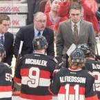 Paul MacLean is THW's 2013 Most Outstanding Coach. (Marc DesRosiers-USA TODAY Sports)