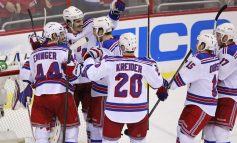 New York Rangers Clicking on All Cylinders