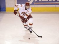Zac Larraza [photo: University of Denver Athletics]