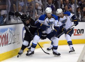 Pietrangelo is the Blues' top defenseman (Kirby Lee-USA TODAY Sports)